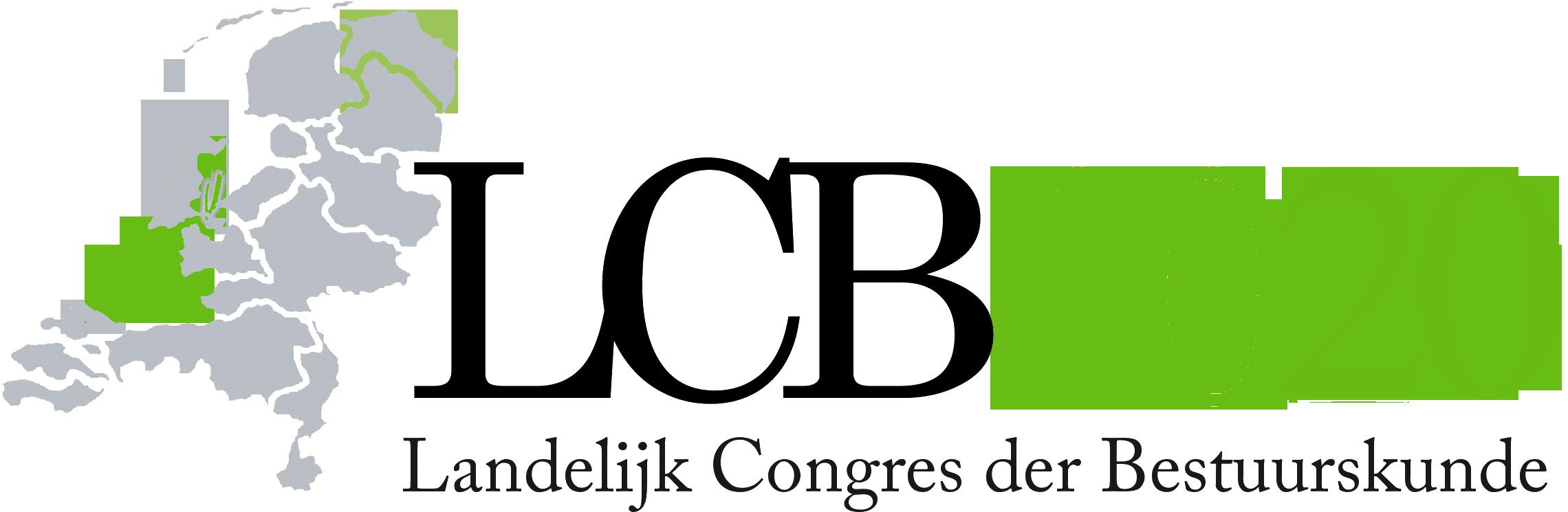 Landelijk Congres der Bestuurskunde (LCB) 2020
