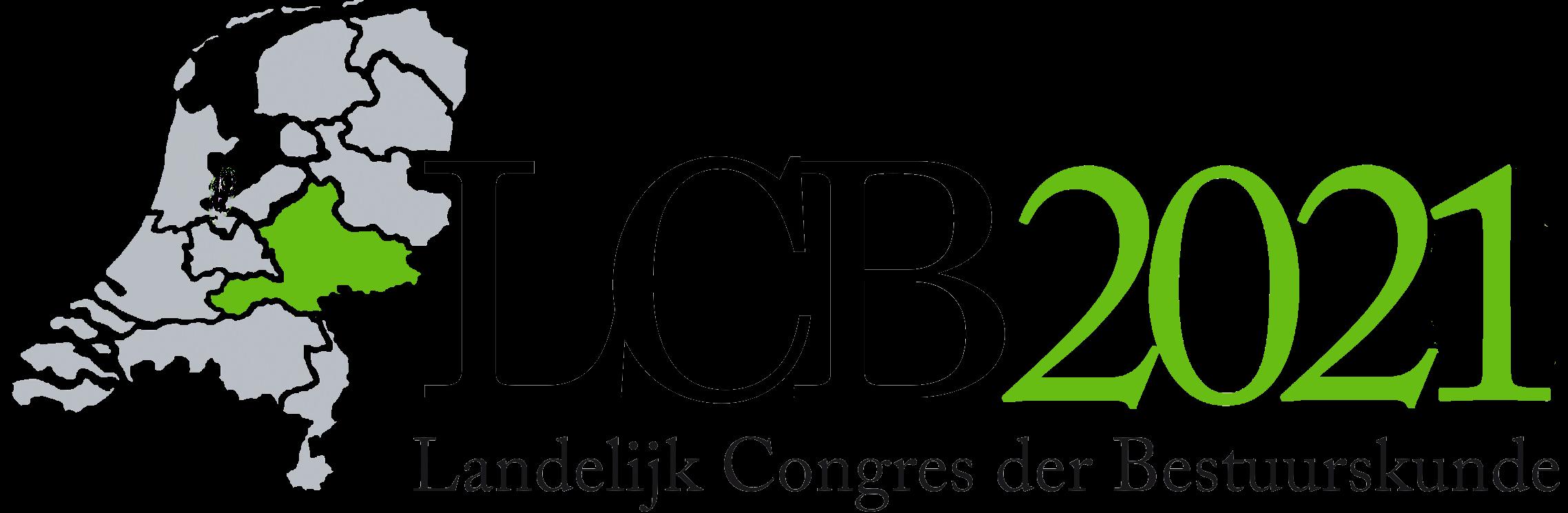 Landelijk Congres der Bestuurskunde (LCB) 2021